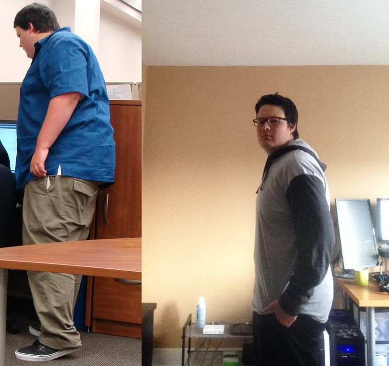 5'11 Male Progress Pics of 122 lbs Weight Loss 367 lbs to 245 lbs