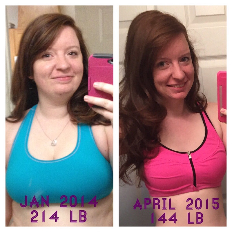 5 feet 8 Female Before and After 70 lbs Fat Loss 214 lbs to 144 lbs