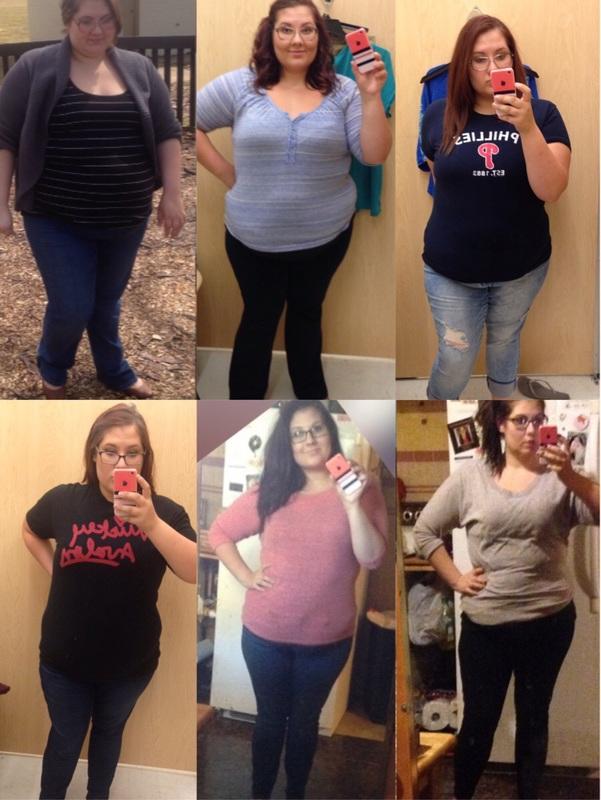 5 foot 3 Female Progress Pics of 75 lbs Fat Loss 275 lbs to 200 lbs