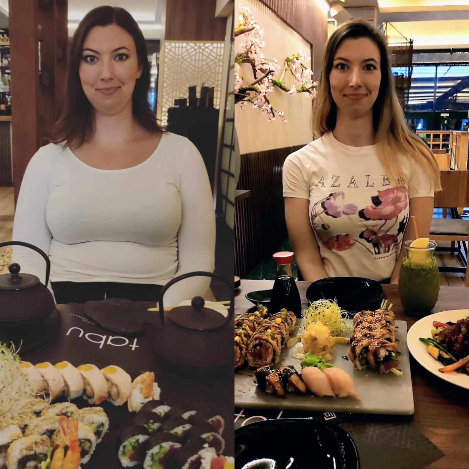 51 lbs Weight Loss 5 feet 10 Female 200 lbs to 149 lbs