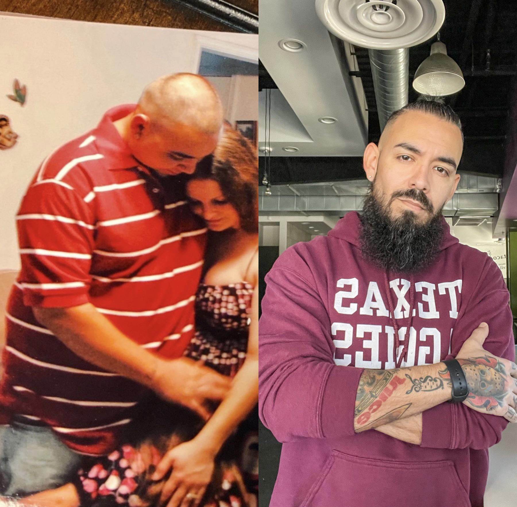 Progress Pics of 91 lbs Weight Loss 5 feet 11 Male 270 lbs to 179 lbs