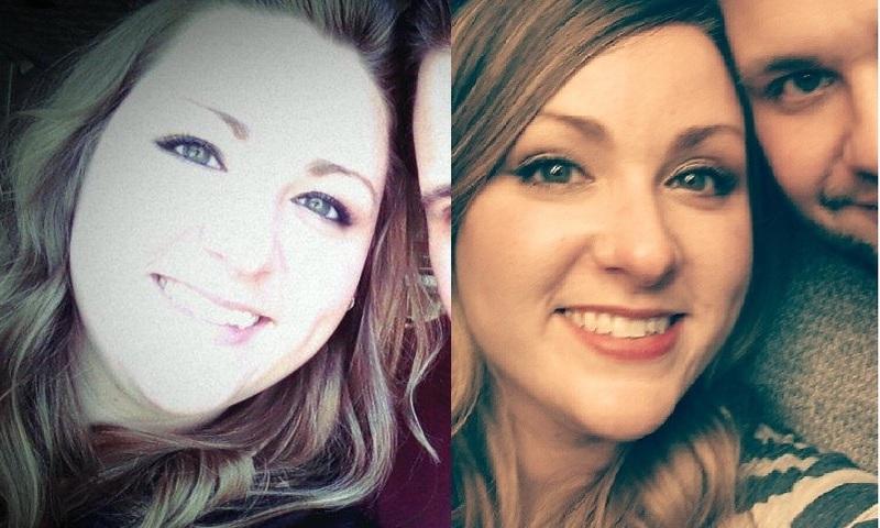 5 feet 7 Female Progress Pics of 24 lbs Fat Loss 272 lbs to 248 lbs