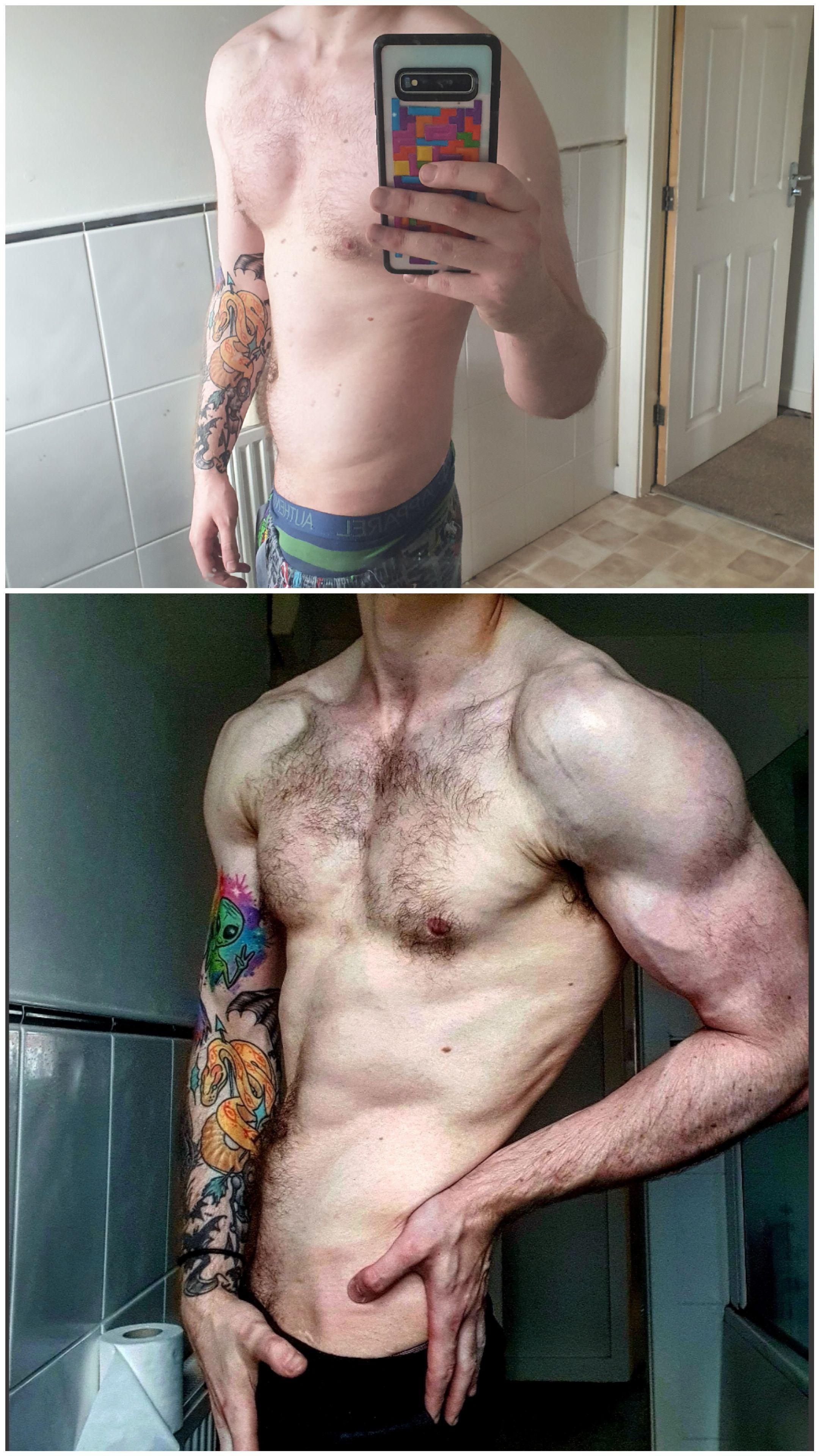 6 foot Male 32 lbs Fat Loss 184 lbs to 152 lbs