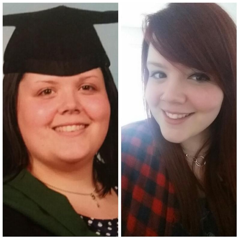 Progress Pics of 61 lbs Weight Loss 5'4 Female 340 lbs to 279 lbs