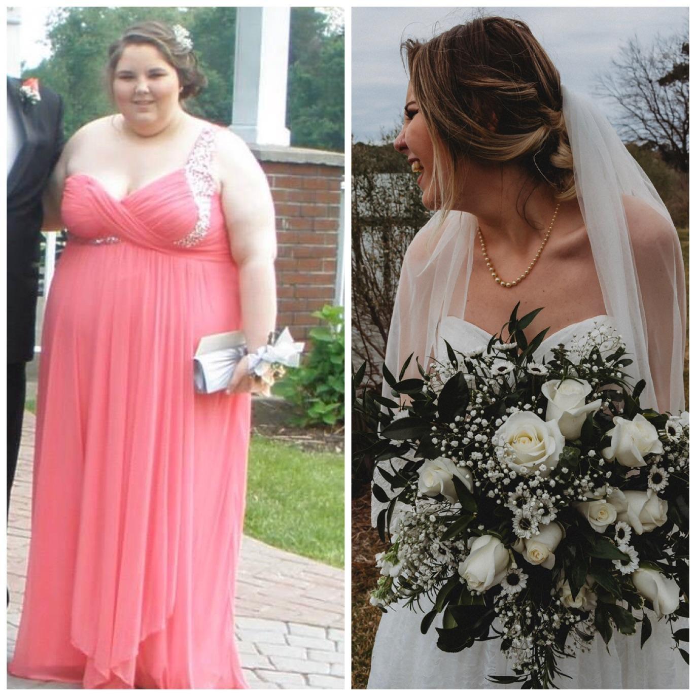 5 feet 6 Female Progress Pics of 210 lbs Fat Loss 350 lbs to 140 lbs