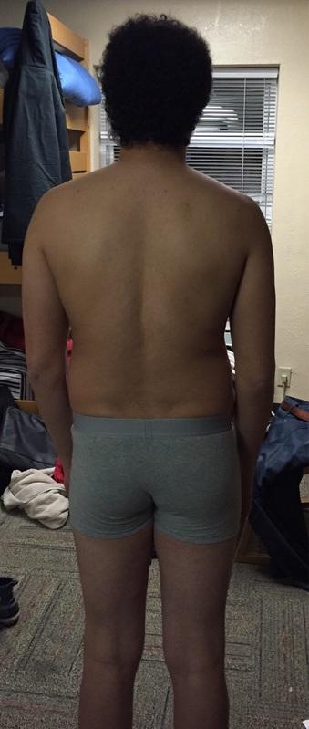 3 Pics of a 6 feet 1 195 lbs Male Fitness Inspo