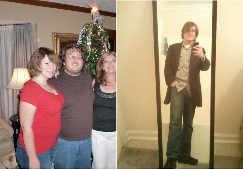 Progress Pics of 101 lbs Fat Loss 5 foot 5 Male 250 lbs to 149 lbs