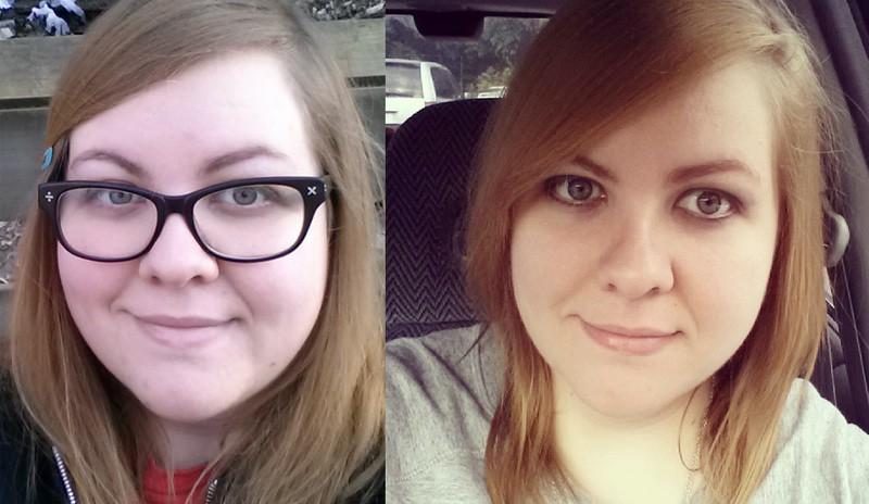 5 foot 7 Female Progress Pics of 45 lbs Weight Loss 280 lbs to 235 lbs