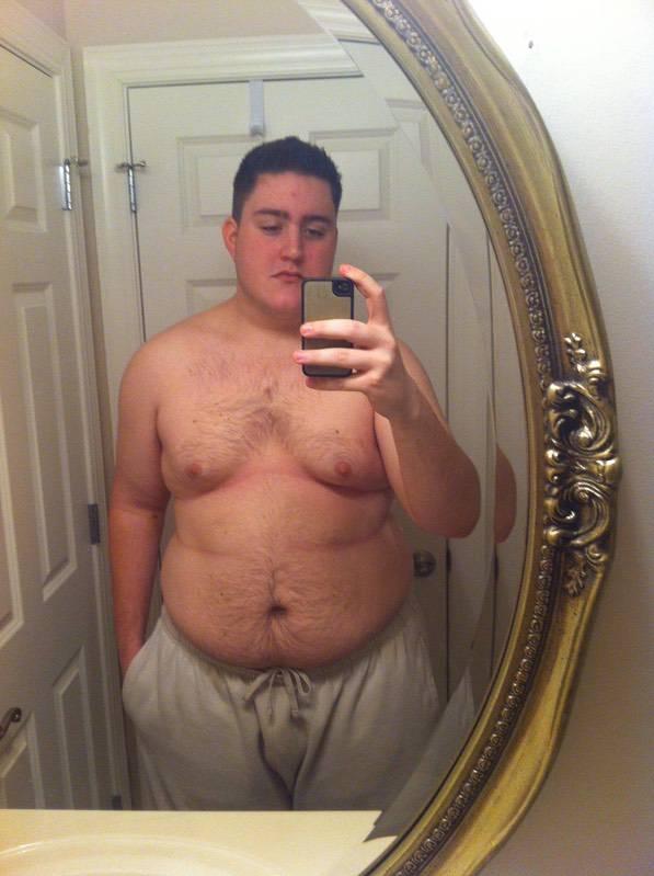 6'1 Male 105 lbs Fat Loss 315 lbs to 210 lbs