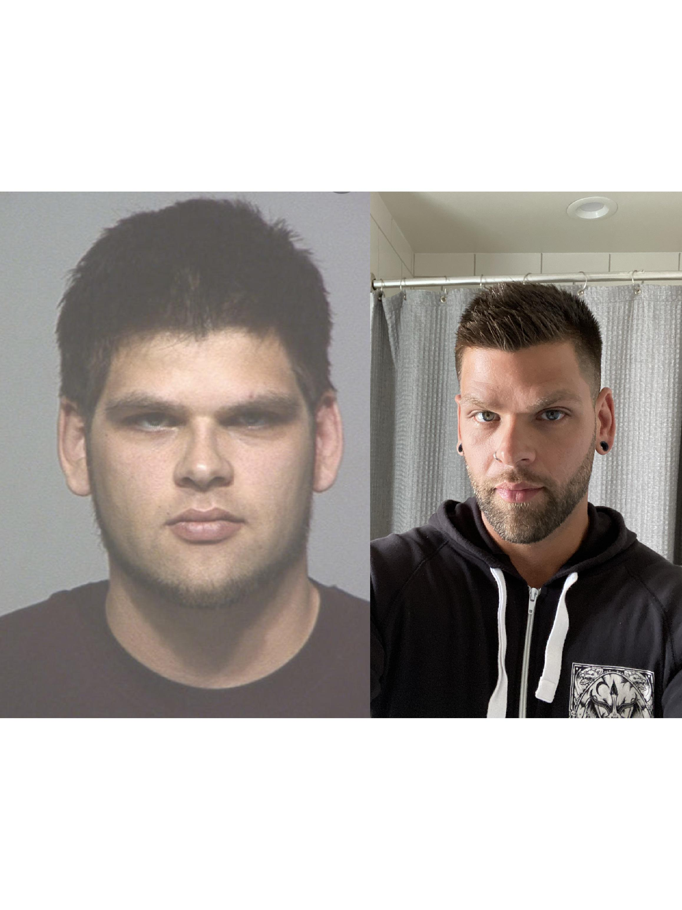 5 feet 9 Male 60 lbs Weight Loss Before and After 260 lbs to 200 lbs