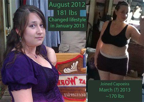 26 lbs Fat Loss 5 feet 2 Female 181 lbs to 155 lbs