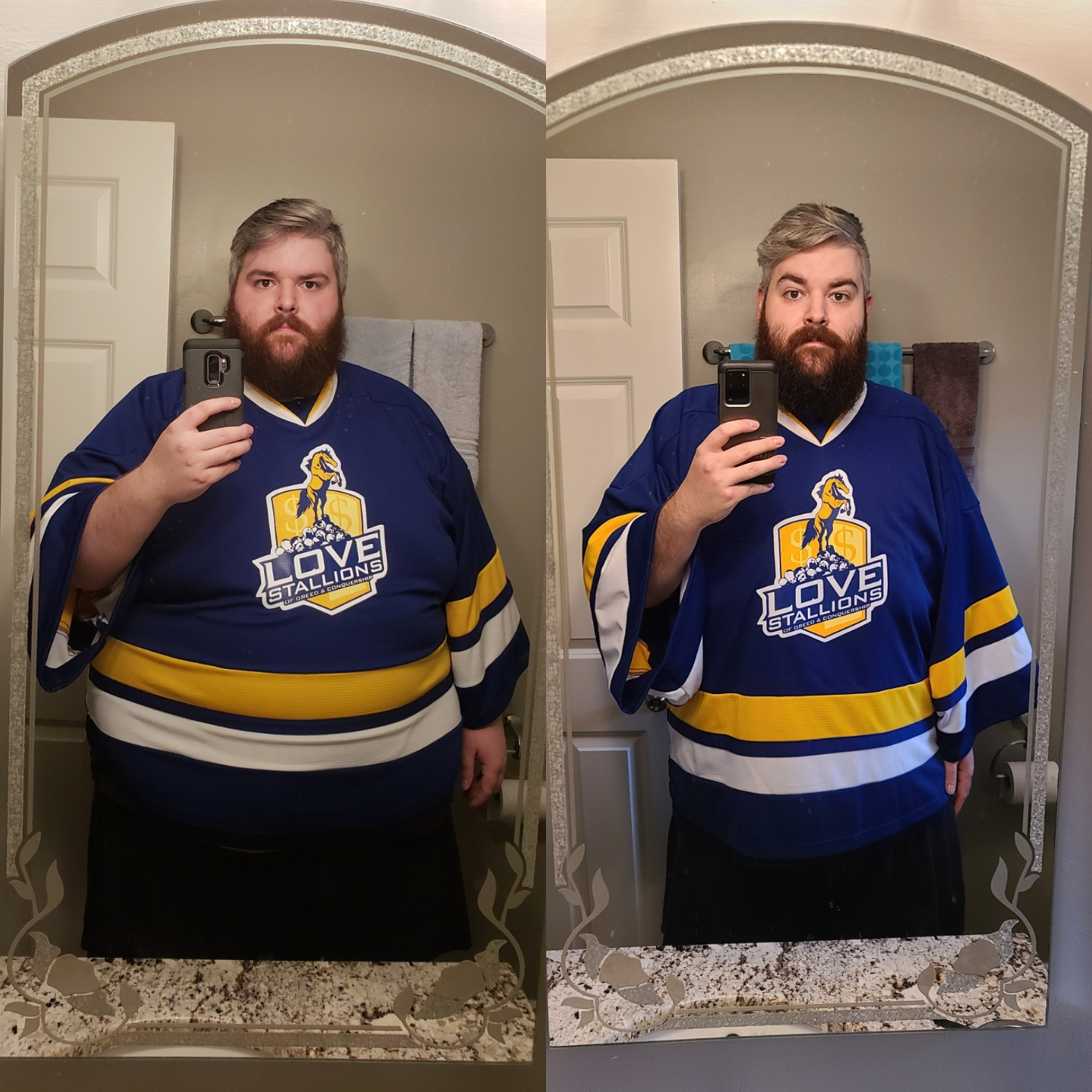 6 foot 2 Male 137 lbs Weight Loss 469 lbs to 332 lbs